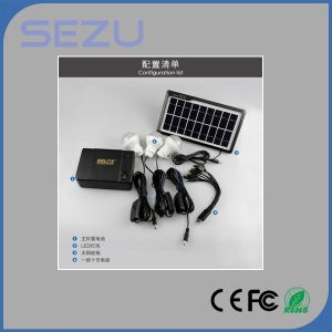Emergency Solar Home System pictures & photos