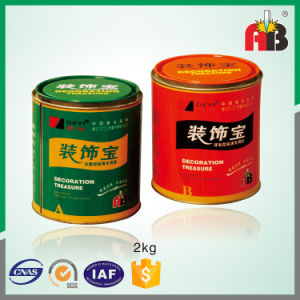 2kg/Pair Epoxy Resin Ab Adhesives for Interior Decoration pictures & photos