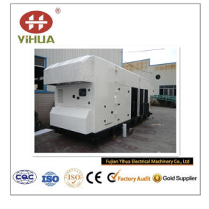Best Quality Brand -Yuchai Diesel Gen-Set 600kw (parallel opetation function) pictures & photos