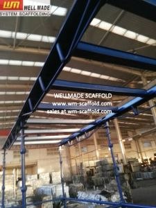 Formwork Infill Slab Cuplock Decking System Scaffolding pictures & photos