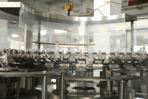 Automatic Mineral Water Bottling Machinery for Plastic Bottle 250-2000ml pictures & photos
