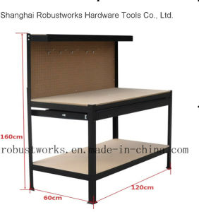 Heavy Duty Work Bench with Single Drawer (WB005) pictures & photos