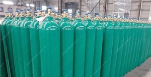 50L 200bar /10m3 Argon Gas Cylinder for South American Market pictures & photos