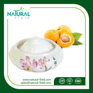 Plant Extract Bitter Apricot Extract CAS No.: 29883-15-6 50%-98% Amygdalin Vitamin B17 pictures & photos