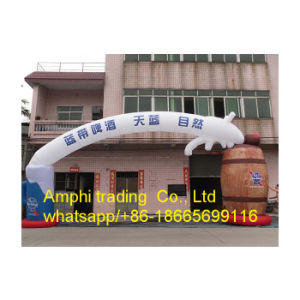 2016 High Quality Advertising Inflatable Arch, Arch Door, Arch Way for Advertising