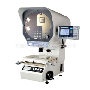 Easy Operate Optical Vertical Profile Projector pictures & photos