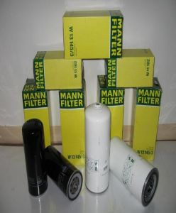 OEM Compressor Filter Accessory Mann Filter Element Wd 13145 Mann Oil Filter pictures & photos