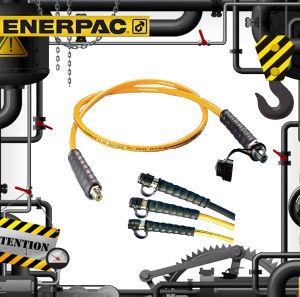 H700-Series High Pressure Hoses (Ha-7206b Hc-7206 H-7206) Original Enerpac pictures & photos
