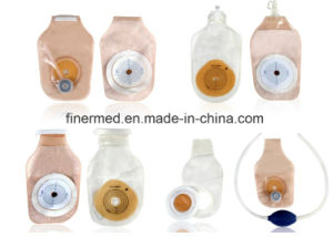 Medical Reusable Drainable Stoma Urostomy Bag pictures & photos