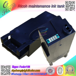 Maintenance Ink Tank for Ricoh Sg2100 Sg3100 Sg7100 Sg400 Sg800 Printer Waste Ink Cartridge pictures & photos