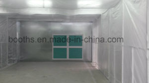 Retractable Used Car Paint Booth for Sale pictures & photos