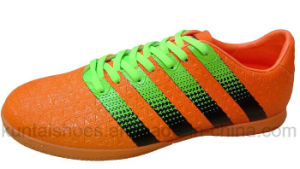 Indoor Soccer Shoes with PU Outsole Kt-61019
