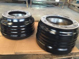 Dual Layer Technology 153 Widening Truck Brake Drum pictures & photos
