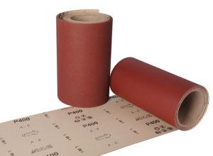 E-Wt Craft Paper Aluminum Oxide Abrasive Paper/Sandpaper a-E pictures & photos