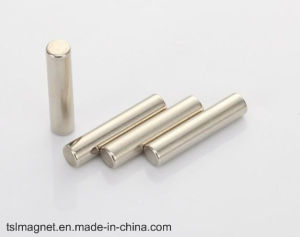 Rod Permanent Sintered NdFeB Rare Earth Magnet pictures & photos