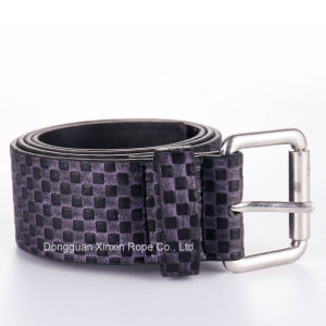 Classical Printed Special Mature Men Pin Buckle Belt pictures & photos