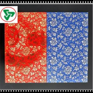 4/5/6mm Tempered Silksreen Glass Use for The Decorate pictures & photos