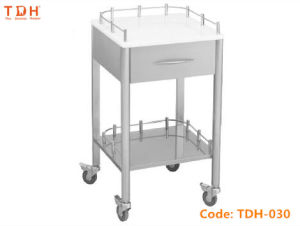 Mobile Dental Cabinet Unit with Tray (TDH-030) pictures & photos