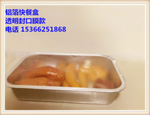 Airtight Airproof Frozen Microwave Safe Food Container pictures & photos