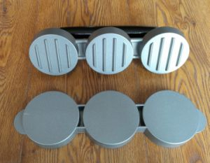 DIY Patty Maker, Aluminum Nonstick Burger Press, Hamburger Crab Maker pictures & photos