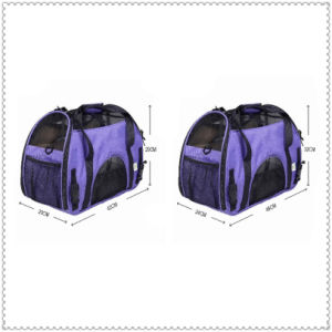 New Hot Portable Dog Bag for Small Dogs Mesh Breathable Dog Carriers Pet Carrier Bags for Cats Travel pictures & photos