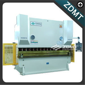 Hydraulic CNC Press Brake with Da41 pictures & photos
