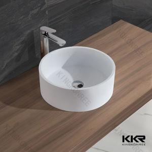 Kingkonree Solid Surface Modern Countertop Basin pictures & photos