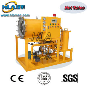 Mobile Type Coalescence Separation Fuel Oil Filtration Oil Purifier pictures & photos