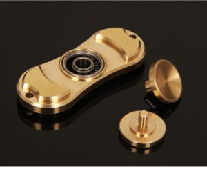 Copper Brass Spinner Relieve Stress Fidget Toys Hand Spinner pictures & photos
