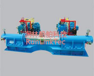 Deck Steering Engine Forking Type for Marine pictures & photos