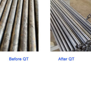 Qt (Quenched and Tempered) Round Steel Bars 15mn 20mn 25mn pictures & photos
