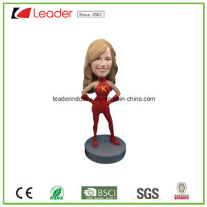 Polyresin Crafts Bobblehead Figurine for Souvenir Gift and Home Decoration, Customized Bobble Head pictures & photos