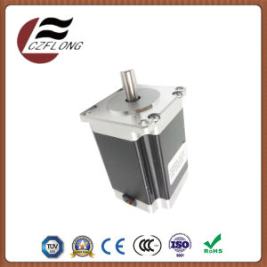 Customized 86*86mm NEMA34 1.8deg Stepping Motor for CNC Machines TUV-Certificate pictures & photos