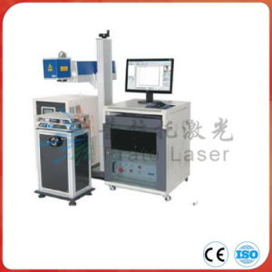 Semi Conductor Side Pumping Laser Marking Machine (DP-50W/DP-75W) pictures & photos
