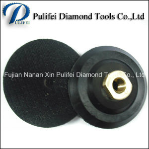Aluminum Rubber Backer Holder Pad for Polishing Pad pictures & photos