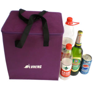 Non Woven Insulated Tote Cooler Bag (MS3129) pictures & photos