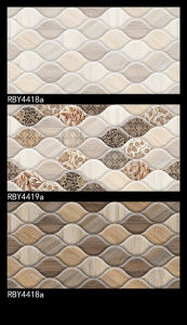 Inkjet Glazed Ceramic Wall Tiles with Engobe pictures & photos