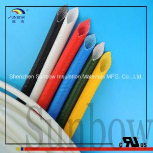 1.2kv Black Fiberglass Insulation Sleeving Fiberglass Sleeves pictures & photos