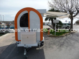 BBQ Food Cart/Kitchen Trailer/Hamburgers Cart/Hamburgers Cart/Fruit Cart/Camping Kitchen/Snack Karts/Food Corn Kiosk/Catering Van/Frier Food Cart/Popcorn Cart pictures & photos