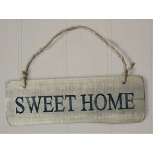 DIY Wooden Name Sign for Home /Shop Decoration, Customize Acceptable