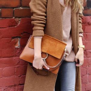 Dz020. Shoulder Bag Handbag Vintage Cow Leather Bag Handbags Ladies Bag Designer Handbags Fashion Bags Women Bag pictures & photos