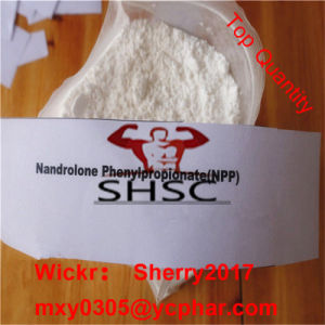 99% Purity Body Muscle Growth Steroids Nandrolone Propionate Powder 7207-92-3 pictures & photos