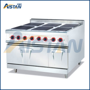 Eh897A Electric 6 Hot Plate with Electric Oven (Square) pictures & photos