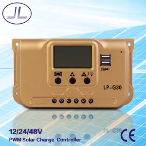 PWM Intelligent Solar Charge Controller 30A pictures & photos