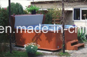 2150mm Square Green Outdoor SPA for 6 People (AT-8802) pictures & photos