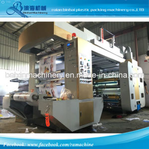 High Speed Flexo Printing Machine Manufacturer pictures & photos