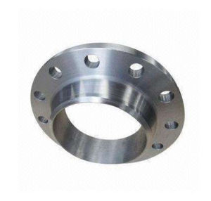 CNC Precision Machined Alloy Steel Flange pictures & photos