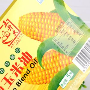 Custom Adhesive Paper/PVC Label Stickers for Food/Drink/Caution/Supermarket (KG-PT017) pictures & photos