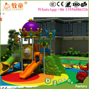 Outdoor Cheap Kids Playground Equipment, Kids Outdoor Playground Suppliers in China pictures & photos