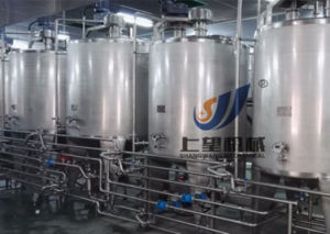Complete Bottle Yogurt Production Line pictures & photos